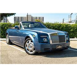 2008Rolls-RoycePhantom Drophead Coupe