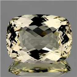 Natural Yellow Topaz 82.66 Ct Untreated - Certified