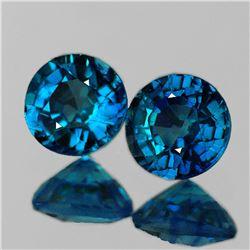 Natural Deep Blue Madagascar Sapphire {Flawless}
