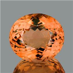 Natural Rare AAA Padparadscha Orange Tourmaline -  FL