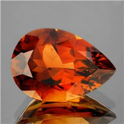 Natural AAA Champagne Imperial Topaz  14x9 MM Flawless