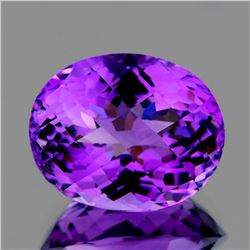 Natural Purple Amethyst 12.92 cts