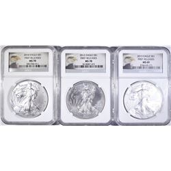 2012,13,14 A.S.E. FIRST RELEASE DOLLARS