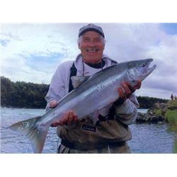 Alaska, USA - 1 Person for 7-Day Fishing Trip