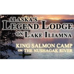 Alaska, USA - 1 Person 5-Day Cast & Blast Trip or 1 Person 5-Day Fly Fishing Trip