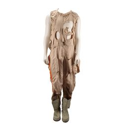 Krechet-94 Space Suit Coverall with Boots