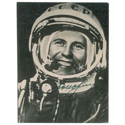 Cosmonauts: Titov, Popovich, and Nikolayev
