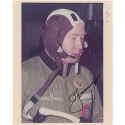 Alexei Leonov Signed Photograph