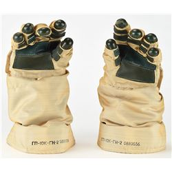 Orlan EVA Cosmonaut Gloves