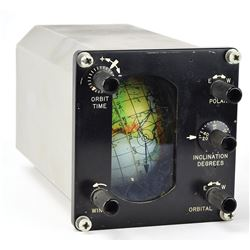 Mercury Program Earth Path Indicator
