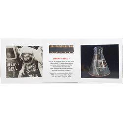 Liberty Bell 7 Flown Artifact