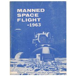 NASA 1963 Manned Space Flight Publication
