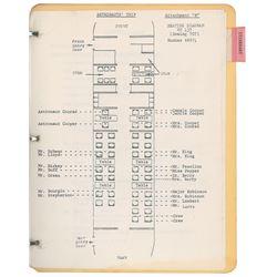 Gordon Cooper's Gemini 5 World Tour Itinerary