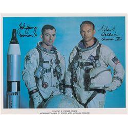 Gemini 10 Signed Photograph