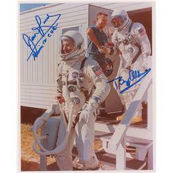 Gemini 12 Signed Photograph