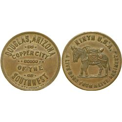 9th Calvary Pictorial Token  (90345)