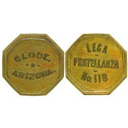 Lega Fratellanza Token  (101199)