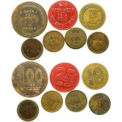 Arizona Token Collection  (89078)