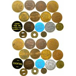 Alameda County Token Collection  (101679)