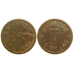 J. Chisholm Token  (101652)