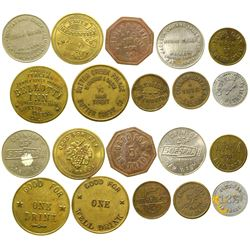 Amador County Token Collection  (101681)