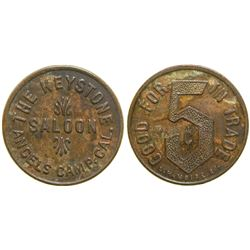 Keystone Saloon Token  (90336)