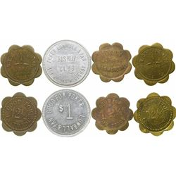 Bishop Tokens  (101673)