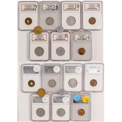 Central Valley Tokens  (100347)