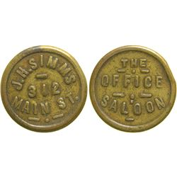 Office Saloon Token  (90354)