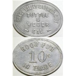 Tuttle & Weber Token  (101220)