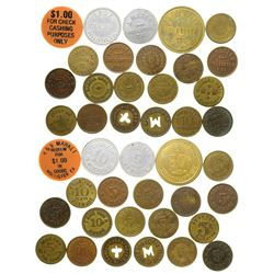 Hollister Token Collection  (100489)