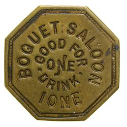 Boquet Saloon Token  (90368)