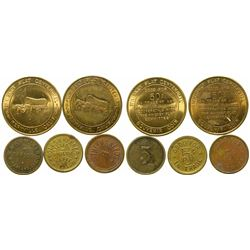 Kern County Tokens  (101670)