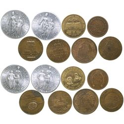 Tokens and Awards Medals  (100376)
