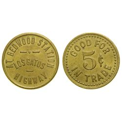 Redwood Station Token  (100486)