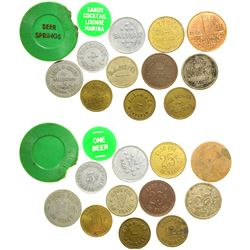 Monterey County Token Collection  (101646)