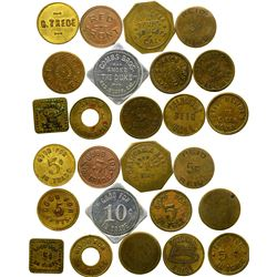 Red Bluff Token Collection  (100494)