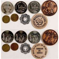 Riverside County Token Collection  (101640)