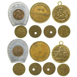San Benito County Tokens  (100488)