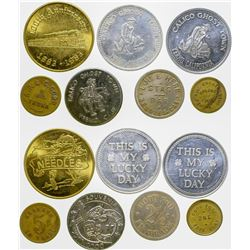 San Bernadino County Tokens  (100379)