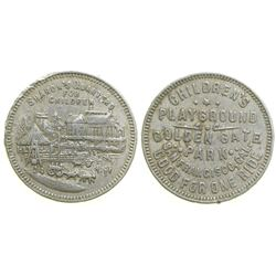 Sharon's Quarters For Children Token  (90364)