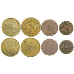 Beer and Whiskey Tokens  (101657)