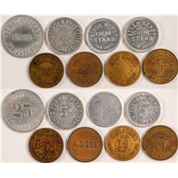 Cigar Store Tokens  (101230)