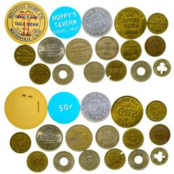 Santa Cruz County Token Group  (100485)