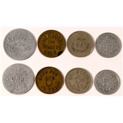 Glenn County Tokens  (101675)