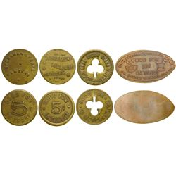 Yolo County Tokens  (100480)