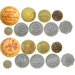 California Token Collection  (89075)