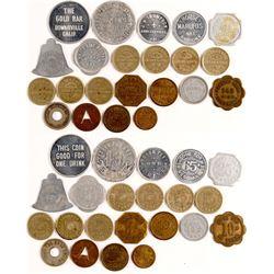 California Token Collection  (100541)