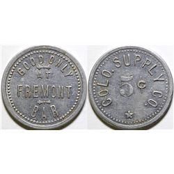 Fremont Bar Token  (101883)