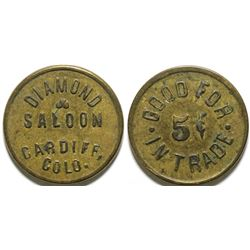 Diamond Saloon Token  (101884)